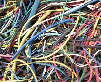 宁波铜轴电缆回收