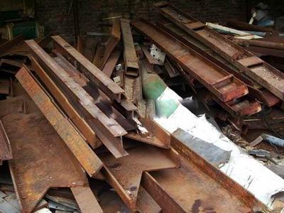 宁波废金属回收公司回收表示钢铁回收的重要性不在于价格高低